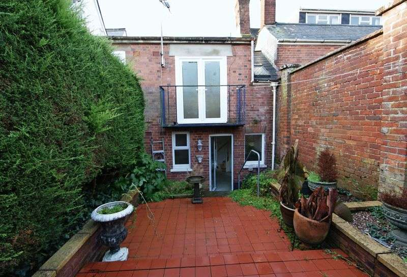 1 Bedroom Flat for sale in Topsham Road, Exeter