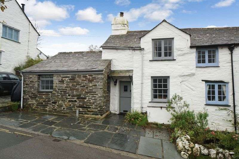 2 Bedrooms Semi Detached House for sale in Fore Street, Boscastle