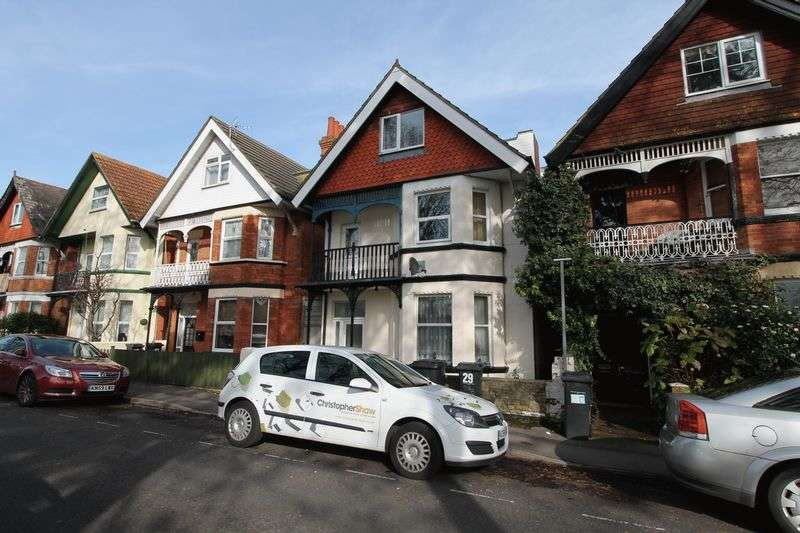 1 Bedroom Flat for rent in Churchill Road, Bournemouth