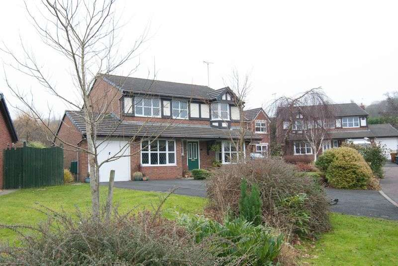 4 Bedrooms Detached House for sale in 2 The Wold, Heapey, Lancashire PR6 9AP