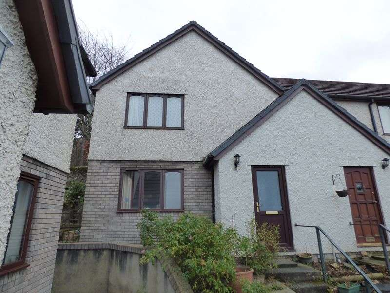 2 Bedrooms Terraced House for sale in Red Gables, Penmaenmawr