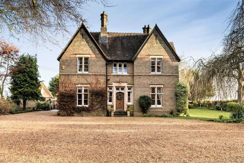 7 Bedrooms Detached House for sale in The Old Vicarage, Coldham
