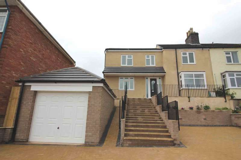 4 Bedrooms Semi Detached House for sale in Welford Road, Wigston