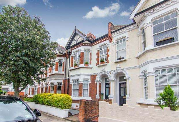 3 Bedrooms Maisonette Flat for sale in Kenyon Street, London, SW6