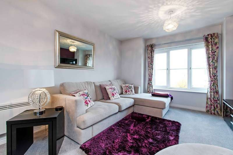 2 Bedrooms Flat for sale in Farlington, Hampshire