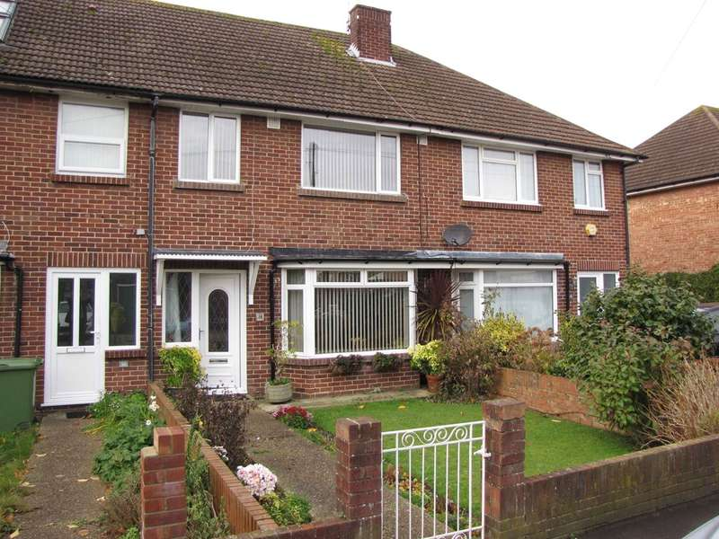 3 Bedrooms Terraced House for sale in Drayton, Hampshire