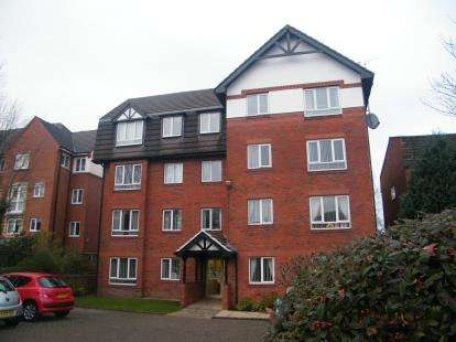 2 Bedrooms Flat for sale in Rosewood, 67 Cambridge Road, Southport, Merseyside, PR9