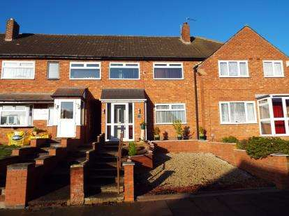 3 Bedrooms Terraced House for sale in Weybourne Road, Birmingham, West Midlands