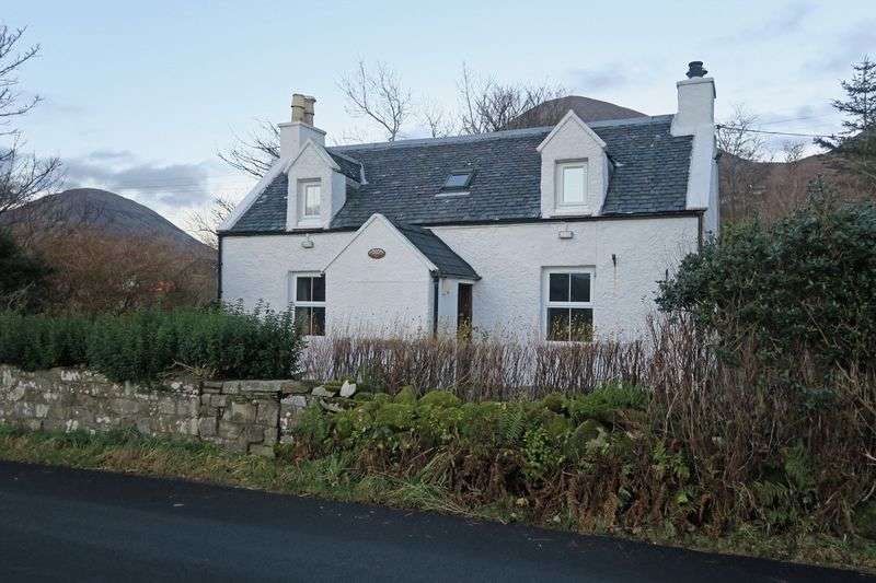 3 Bedrooms Cottage House for sale in 4 Torrin, Isle Of Skye