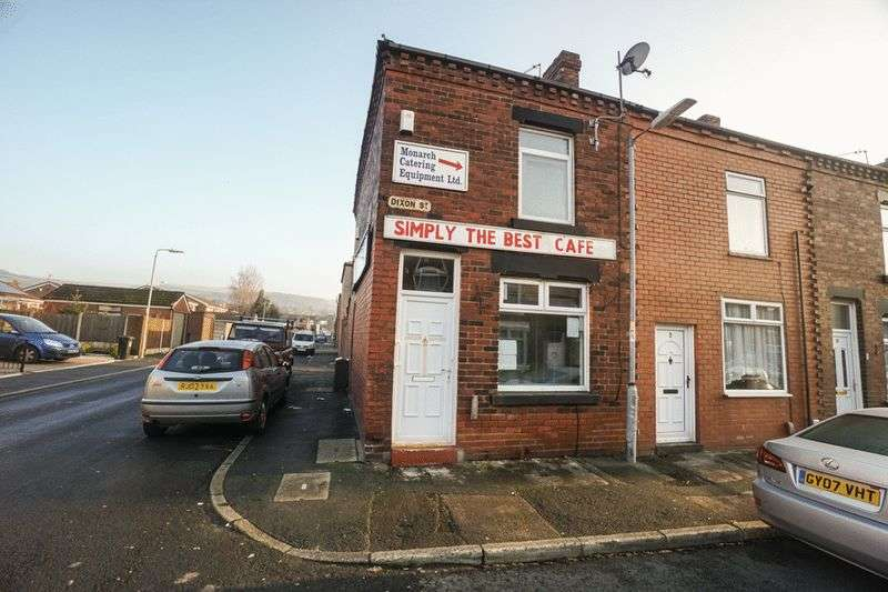 1 Bedroom Terraced House for sale in Dixon Street, Horwich