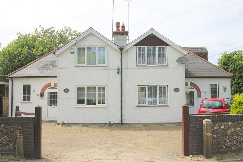 6 Bedrooms Semi Detached House for sale in Diamond Villas, Cox Hill, Shepherdswell