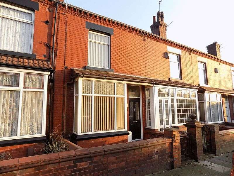 2 Bedrooms Terraced House for sale in Tonge Moor Road, Bolton