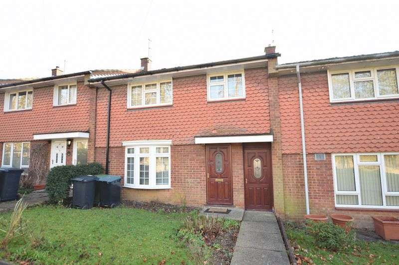 3 Bedrooms Terraced House for sale in Allandale, Hemel Hempstead