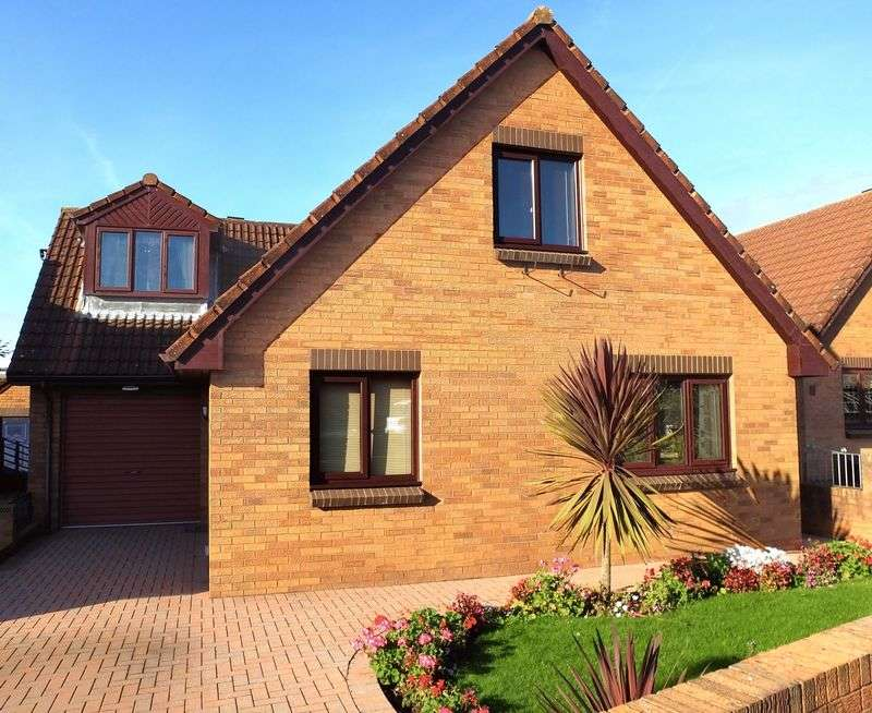 4 Bedrooms Detached House for sale in Heston Close, Portskewett