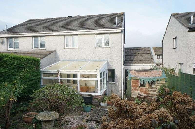 3 Bedrooms Semi Detached House for sale in Beech Road, Callington
