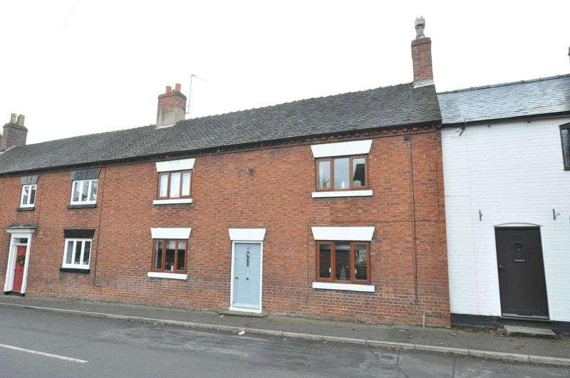 3 Bedrooms Terraced House for sale in Main Street, Barton Under Needwood
