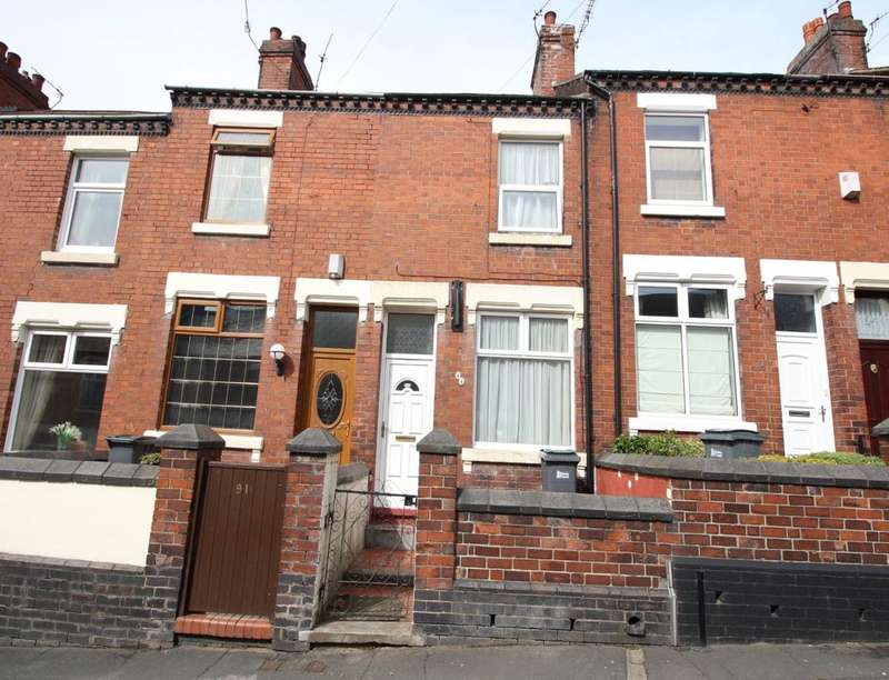 2 Bedrooms Property for sale in Nash Peake Street, Tunstall, Stoke-On-Trent, ST6