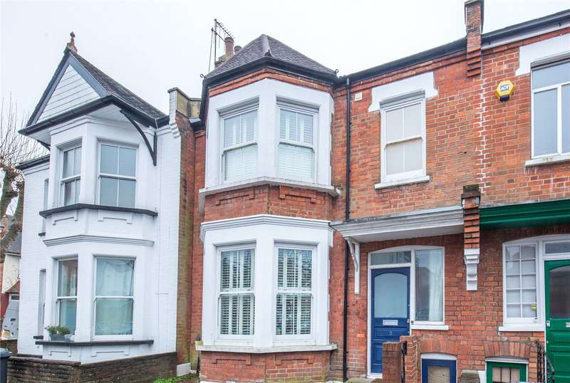 4 Bedrooms Terraced House for sale in South of Fortis Green, East Finchley, London, N2