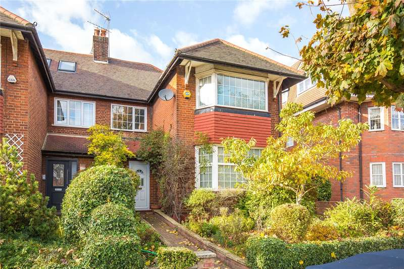 4 Bedrooms Semi Detached House for sale in Neeld Crescent, Hendon, London, NW4