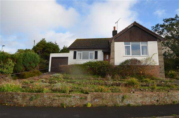 2 Bedrooms Bungalow for sale in Derncleugh Gardens, Holcombe, Dawlish