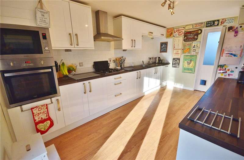 3 Bedrooms Semi Detached House for sale in Much Hadham