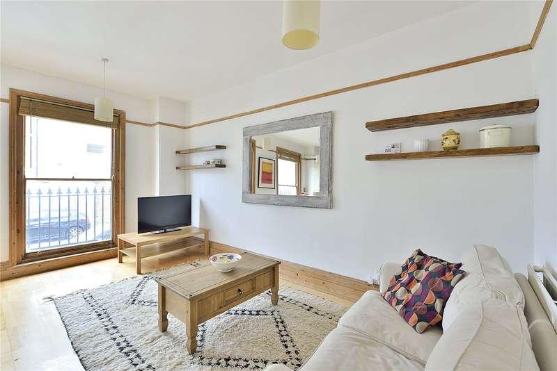 1 Bedroom Flat for sale in Barnsbury Terrace, London, N1