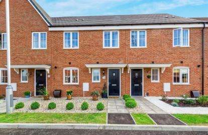 3 Bedrooms Terraced House for sale in Fortuna Mead, Leighton Buzzard, Bedfordshire