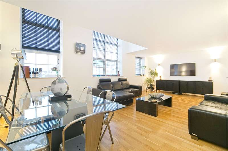 2 Bedrooms Flat for sale in Enfield Road, De Beauvoir, N1
