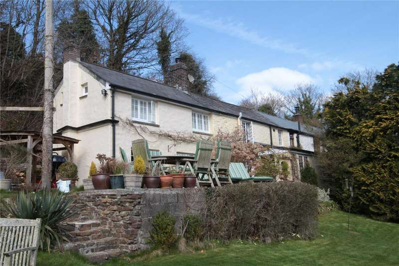 2 Bedrooms Semi Detached House for sale in Twowatersfoot, Liskeard, Cornwall