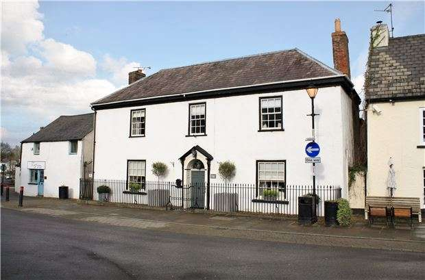 5 Bedrooms Detached House for sale in The Square, Magor, Caldicot, Wales, NP26 3HY