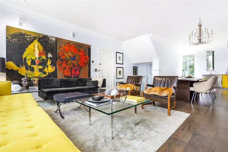 2 Bedrooms Flat for sale in Mildmay Road, London, N1
