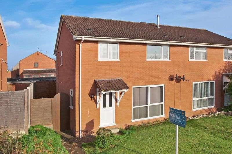 3 Bedrooms Semi Detached House for sale in NORTON FITZWARREN