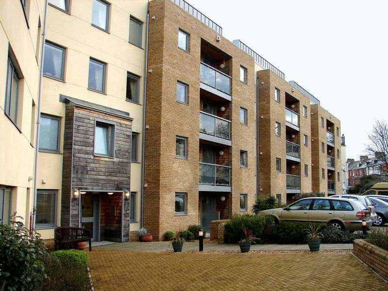 1 Bedroom Retirement Property for sale in Wesley Court, Plymouth, PL1 3LB