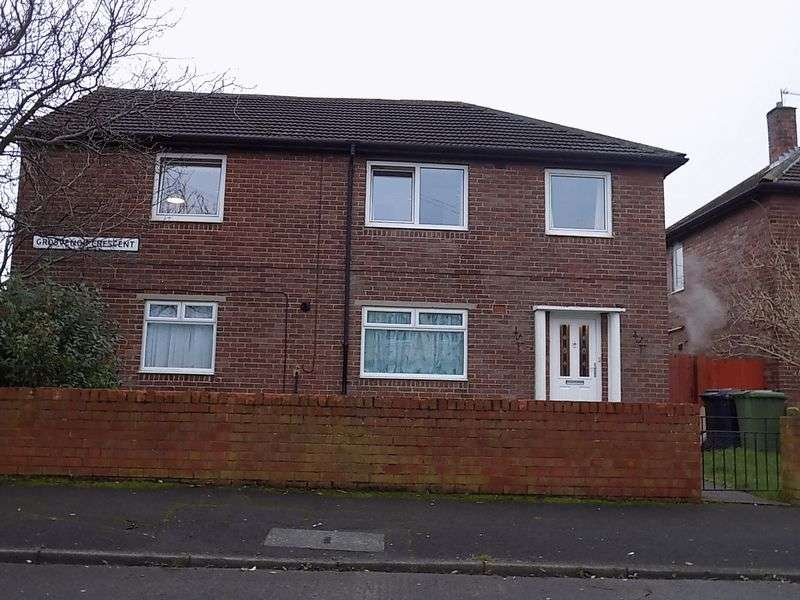 3 Bedrooms Flat for rent in Grosvenor Crescent, Hebburn