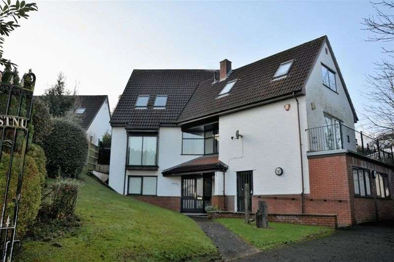 5 Bedrooms Detached House for sale in Oldmixon Road, Weston-Super-Mare