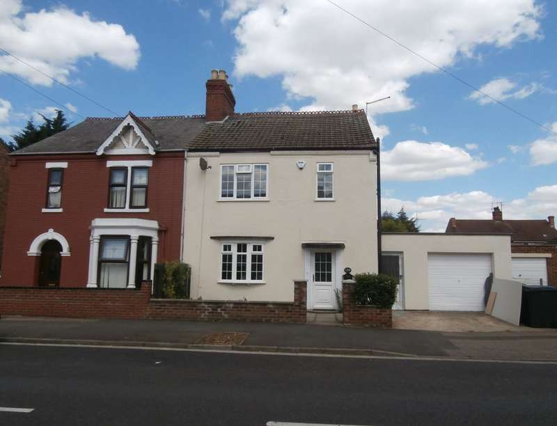 3 Bedrooms Semi Detached House for sale in Alexandra Road, Peterborough, PE1
