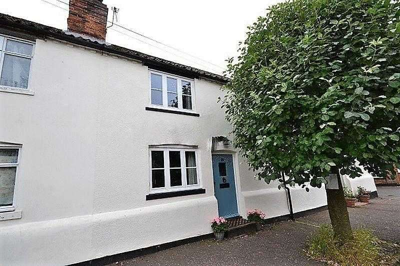 2 Bedrooms Terraced House for sale in New Street, Cawston