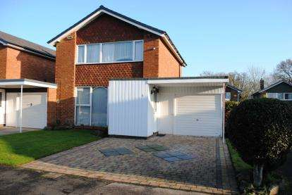 3 Bedrooms Link Detached House for sale in Burnham Close, Cheadle Hulme, Cheadle, Greater Manchester