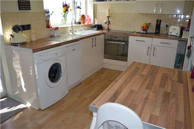 2 Bedrooms Semi Detached House for sale in Sedgley Road, Bishops Cleeve, CHELTENHAM, GL52 8DD