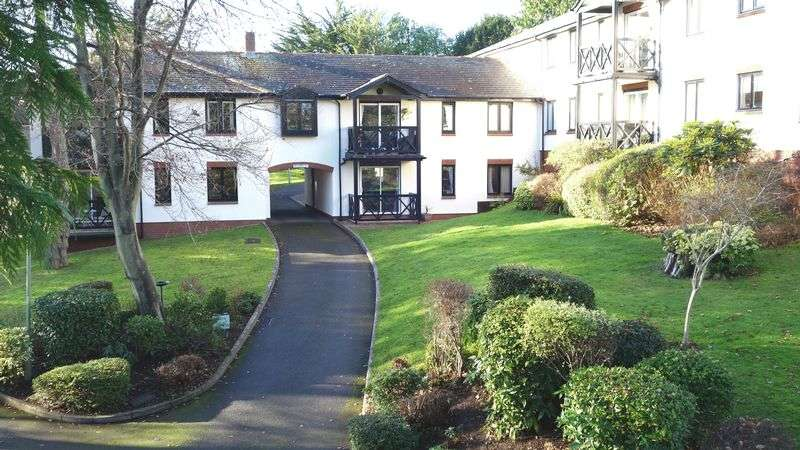 3 Bedrooms Flat for sale in The Laurels, Sidmouth