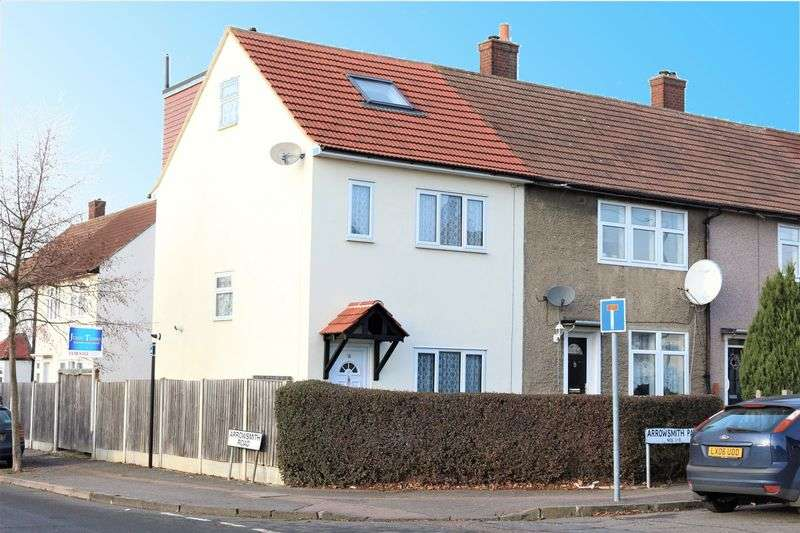 3 Bedrooms Terraced House for sale in Arrowsmith Path, Chigwell