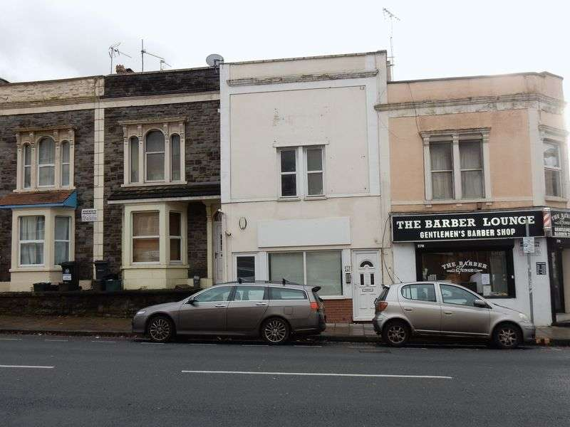 1 Bedroom Flat for sale in Church Road, St George, Bristol