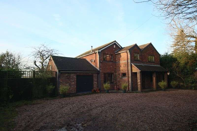 5 Bedrooms Detached House for sale in The Brampton, Newcastle