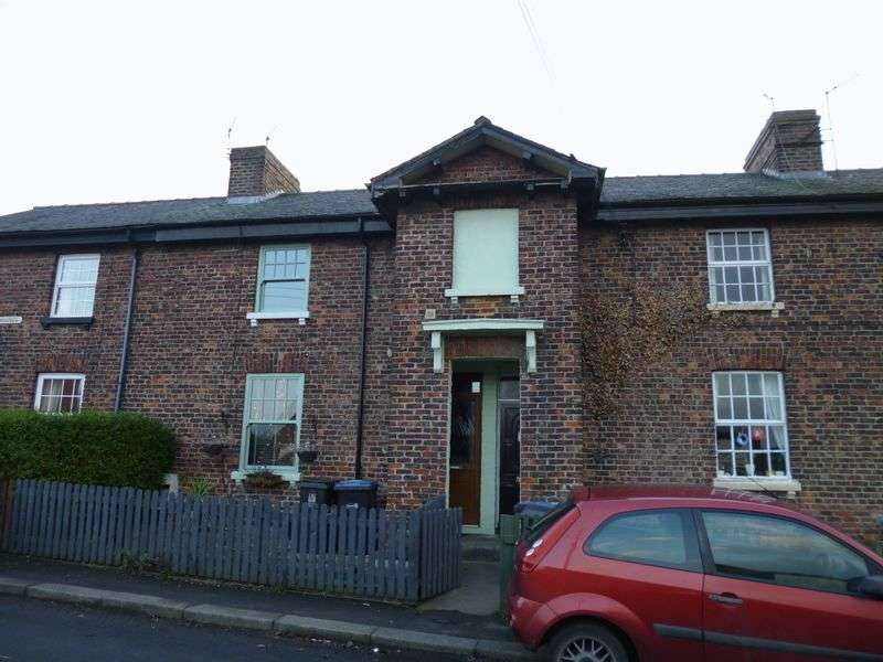 2 Bedrooms Terraced House for sale in Railway Houses, Eldon Lane