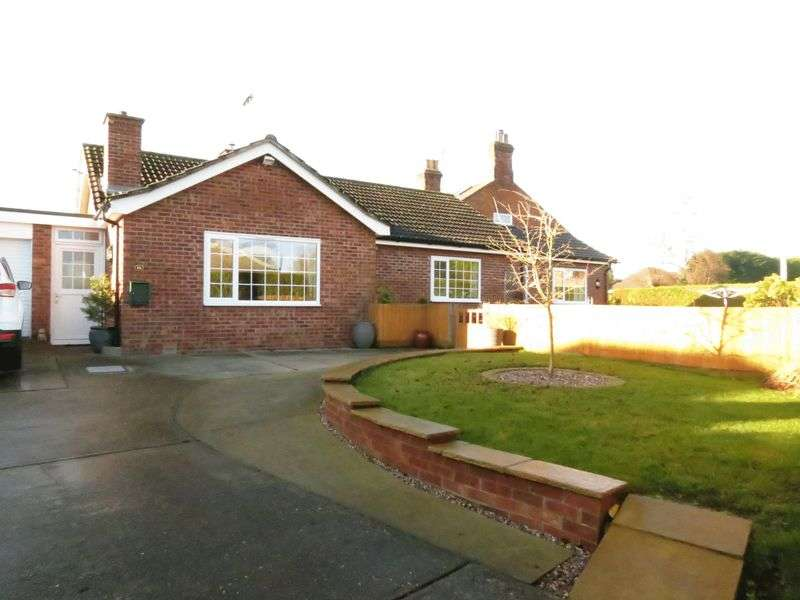 3 Bedrooms Detached Bungalow for sale in BILLINGBOROUGH