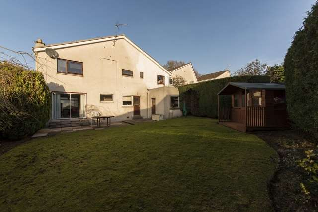 4 Bedrooms Detached House for sale in Hillcroft Road, Banchory, Aberdeenshire, AB31 5TF
