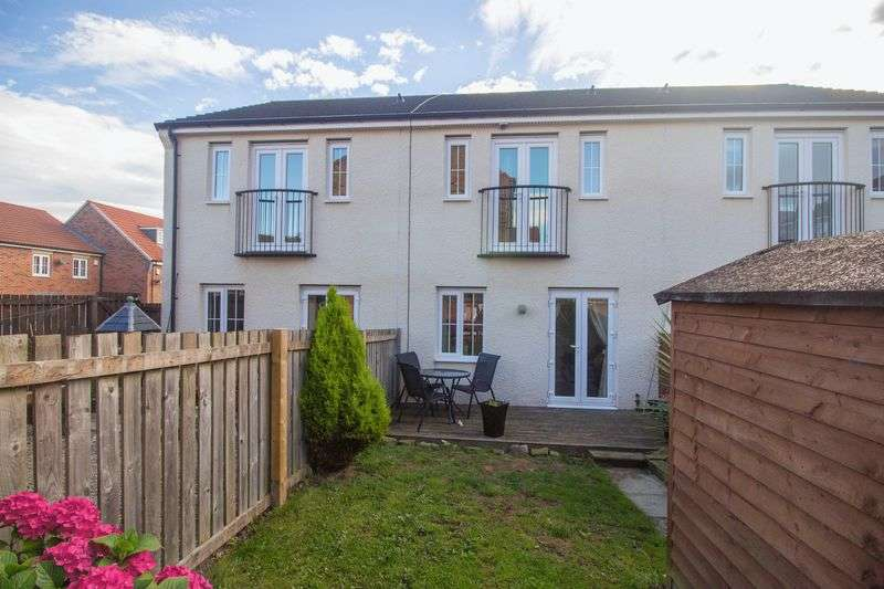 2 Bedrooms Terraced House for sale in Low Mill Villas, Blaydon
