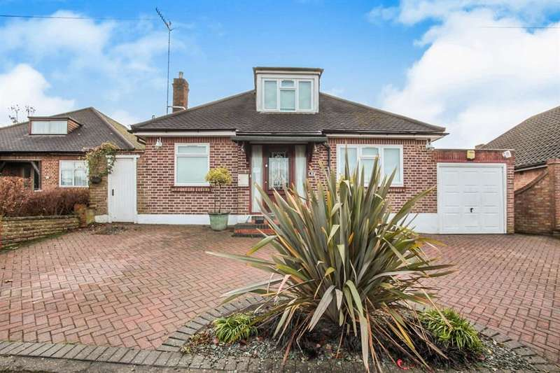 3 Bedrooms Bungalow for sale in Richfield Road, Bushey, WD23