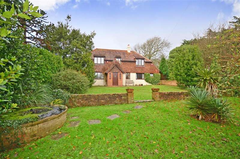 4 Bedrooms Detached House for sale in Whitwell Road, Ventnor, Isle of Wight