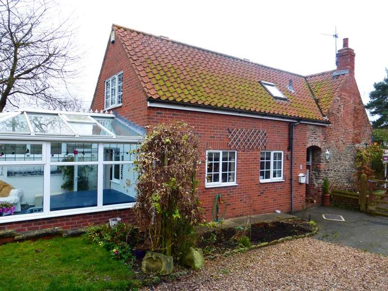 3 Bedrooms Cottage House for sale in Main Street, Flintham, Newark, NG23
